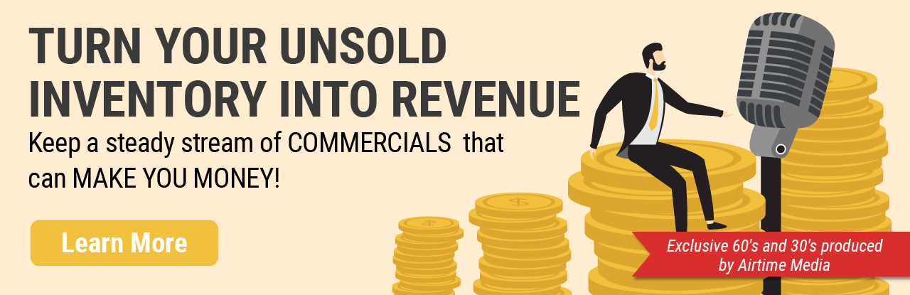 Turn Your Unsold Inventory Into Revenue